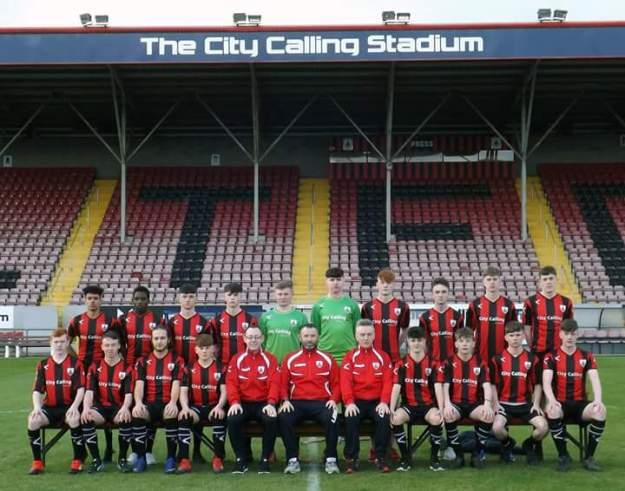 Longford Town FC, Patrick O'Sullivan, Josh Fogarty, Kilcock Celtic, Kilcock, City Calling Stadium,