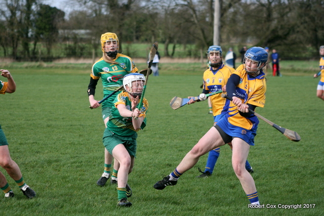 Meath v Clare Camogie League Division One