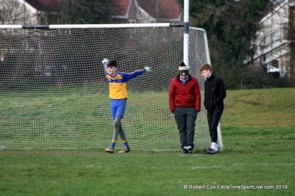Scoil Dara Kilcock v Enniscorthy, Robert Cox, Extra Time Sport